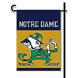 NCAA Notre Dame Fighting Irish 2-Sided Garden Flag