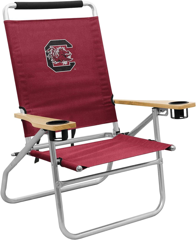 NCAA South Carolina Fighting Gamecocks Beach Chair