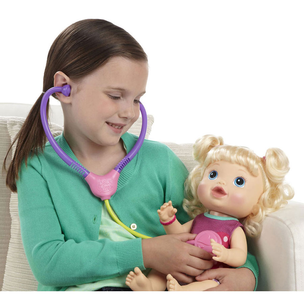 Baby Alive Make Me Better Baby Doll: Amazon.co.uk: Toys ...