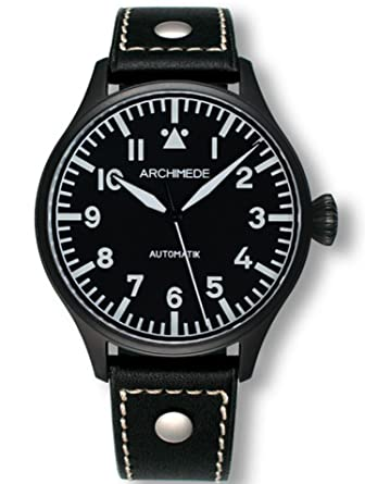ARCHIMEDE Pilot watch 42mm