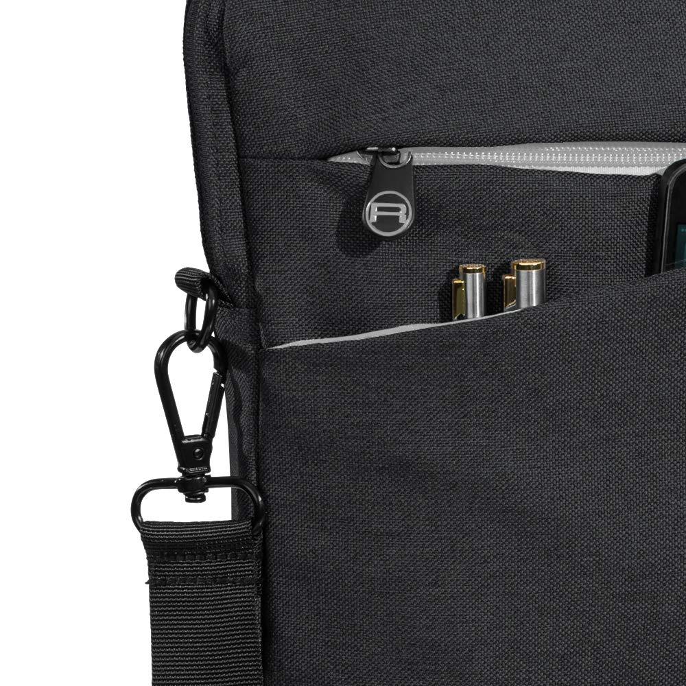 e64c2def53 Noir 39,62 cm 66063015 Fashion Sacoche pour Ordinateur Portable 15,6 Pedea  Set002