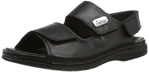 Closed Rieker 25550 Sandals Men's Toe 0PwO8knX