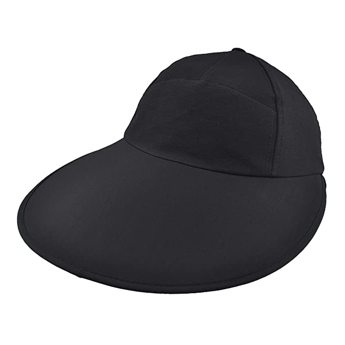 8133ab896b822c Sun Hat for Men/Women, Outdoor Sun Protection Wide Brim Baseball Hat  Waterproof Packable