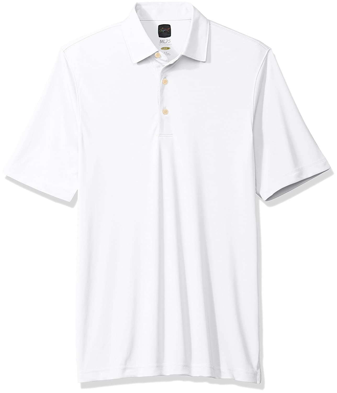 Greg Norman Protek ml75 Microluxソリッドポロメンズゴルフ – 新しい2016 B01N42L15R XX-Large|ホワイト ホワイト XX-Large