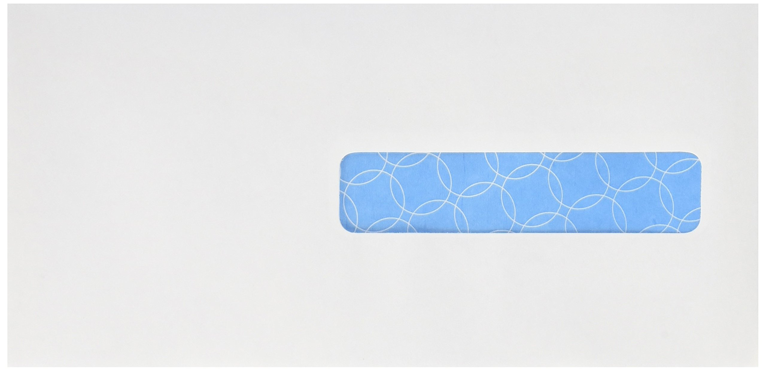 Quality Park 21439 Quality Park Security Tint HCFA Window Envelopes, White,500/Bx