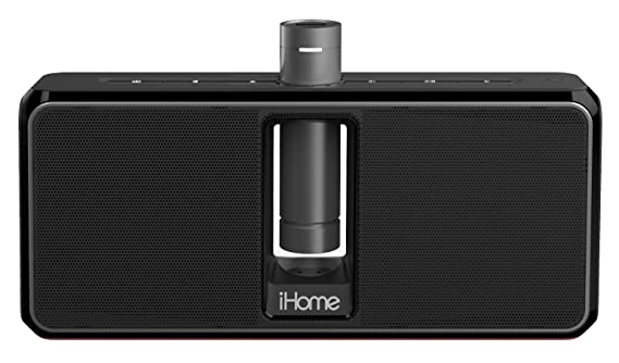 Review iHome iKN150B Portable Rechargeable