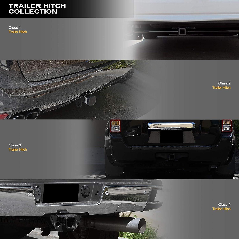 Stehlen 733469487968 Class 1 Trailer Tow Hitch Receiver 1.25