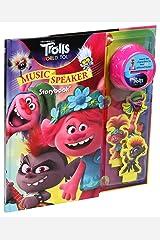 DreamWorks Trolls World Tour: Music Speaker (Music Player Storybook) Hardcover