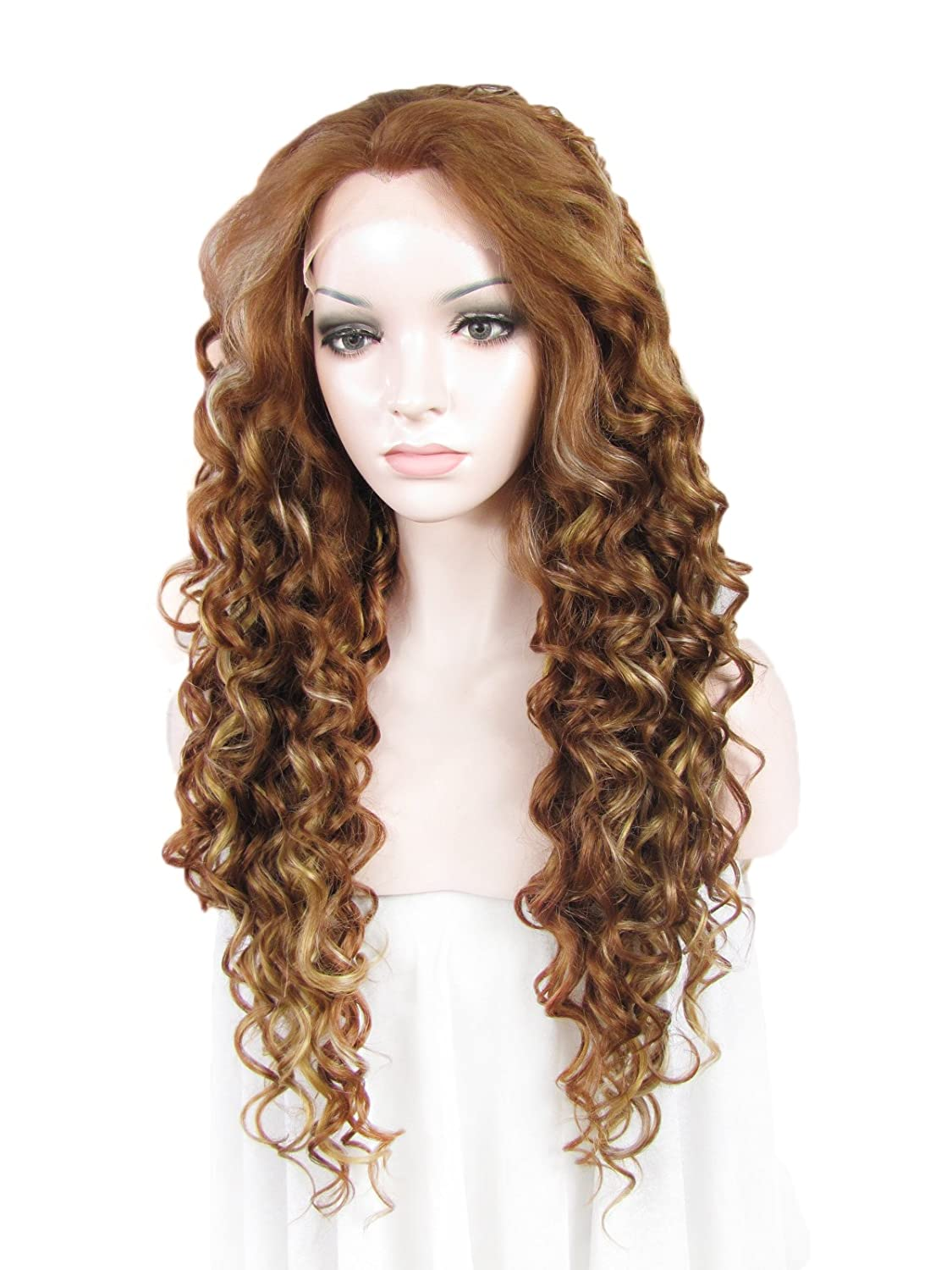 Amazon Imstyle Beyonce Hair Wig Synthetic Lace Front Wig Long