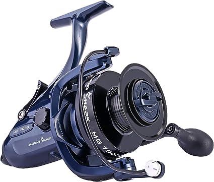 Spinning Fishing Reel Left Right Handle Carp Bass Fish Reels 13+1bb 500M Line