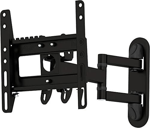 AVF EL204B-A Multi-Position Full Motion Long Extension TV Mount for 25-Inch to 40-Inch TV or Monitor