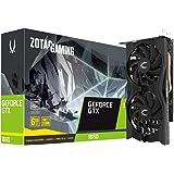 ZOTAC Gaming GeForce GTX 1660 6GB GDDR5 192-bit Gaming Graphics Card, Super Compact, ZT-T16600K-10M (Renewed)