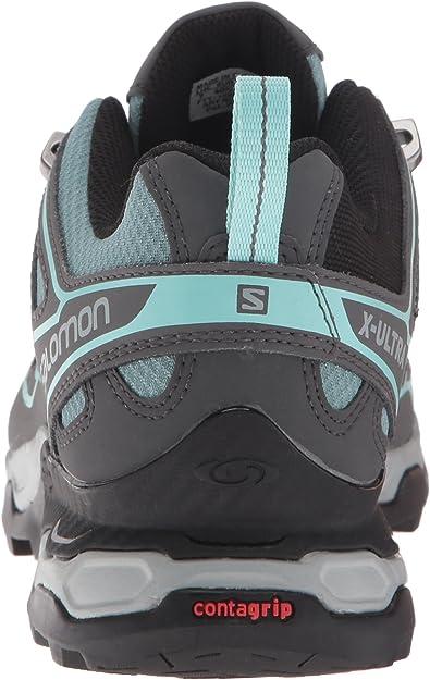 SALOMON X Ultra Prime CS WP W, Zapatillas de Deporte Exterior para Mujer
