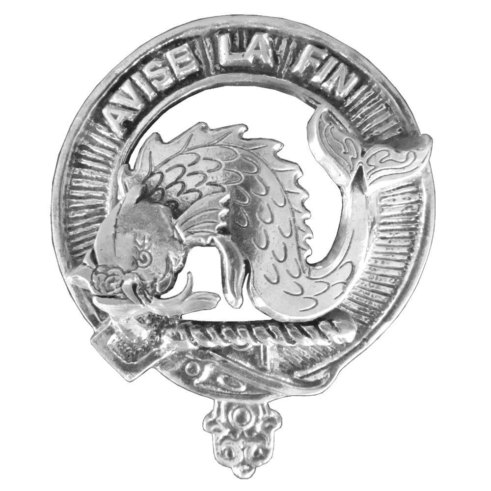 Kennedy Scottish Clan Crest Badge
