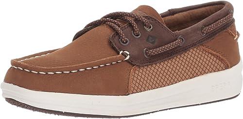 SPERRY Kids Wahoo Jr Boat Shoe
