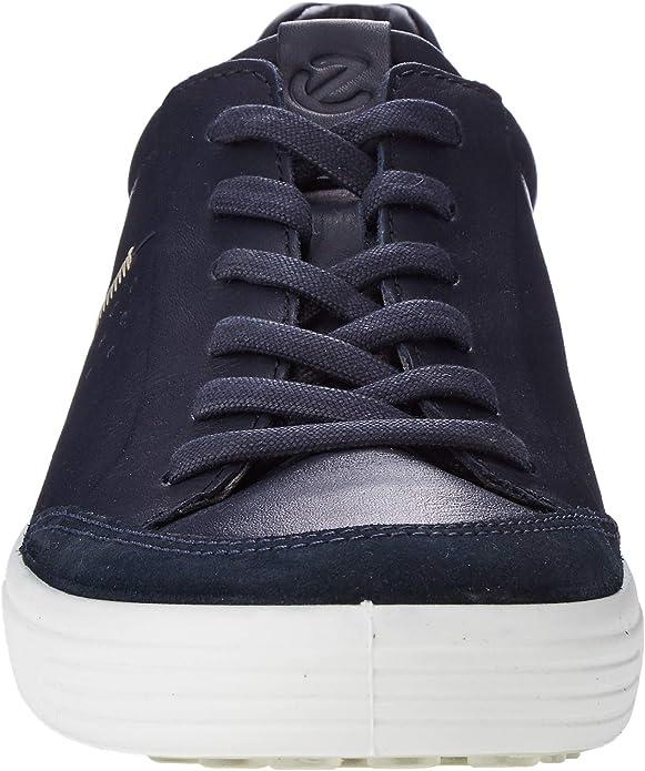 ECCO Herren Soft 7 Men's Sneaker, Blau (NavyNight Sky 51313), 49 EU