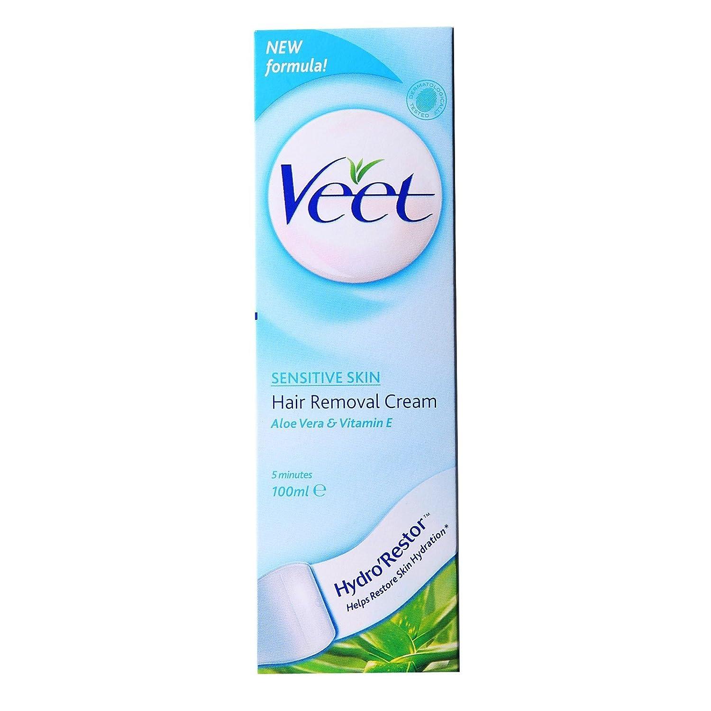 Veet Hair Remover Cream For Sensitive Skin Pack Of 5 25 G