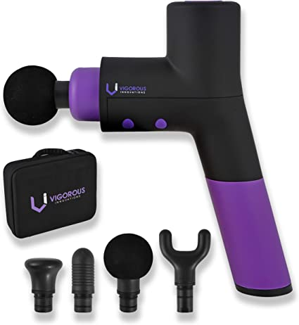 VI PRO Percussion Massager