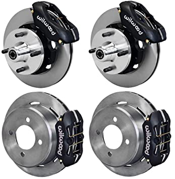 Amazon Com New Wilwood Front Rear Disc Brake Kit 11 Rotors