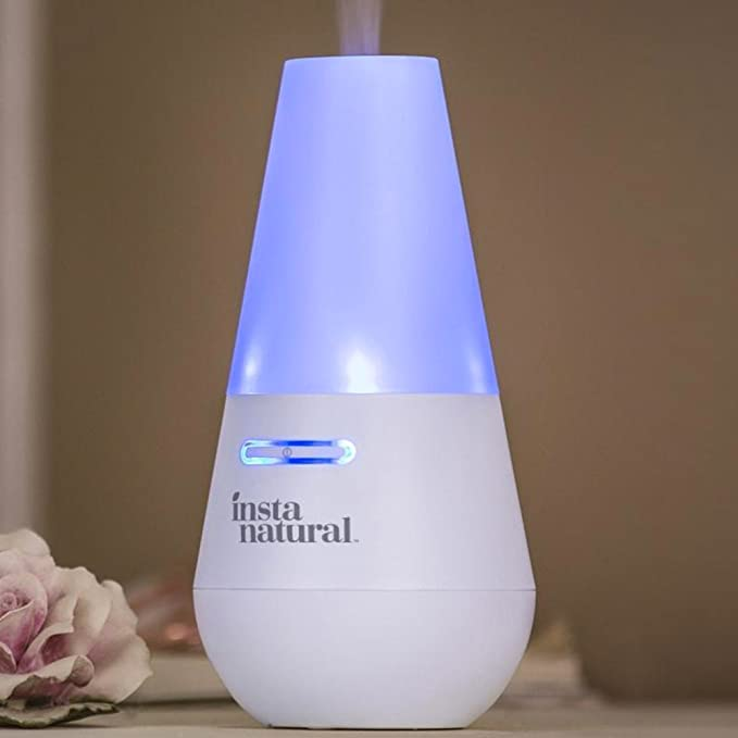 humidifier for bedroom with essential oils