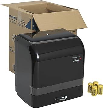Georgia-Pacific Hand Paper Towel Dispenser Cormatic Black HDS200B New Open box