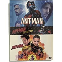 The Wasp and Ant-Man Movie 2 DVD Disc Marvel Studios Ant-Man 1 2 Film Movies Adult Sci-fi Marvel Cinematic Universe…