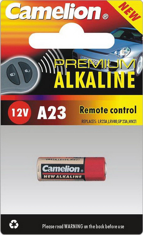 Camelion Lr23a 12v Plus Alkaline Battery Elektronik