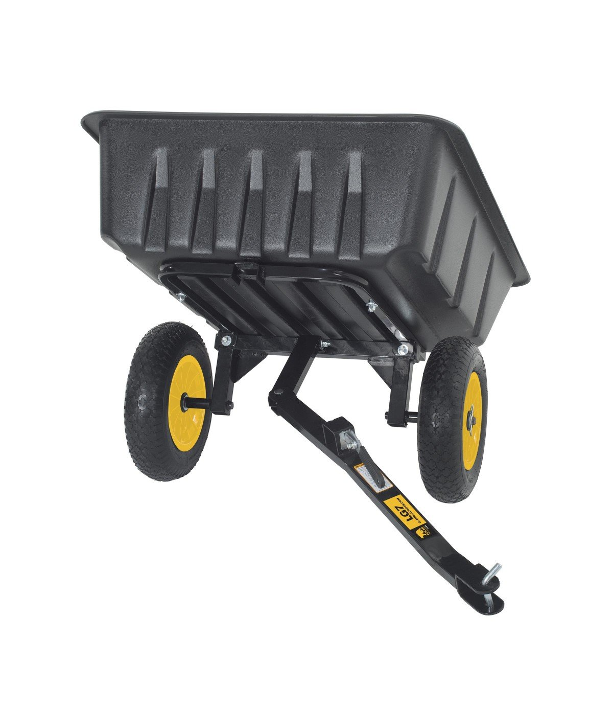 amazon com polar trailer 9393 lg7 lawn and garden utility cart