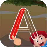 alphabets learning game for kids