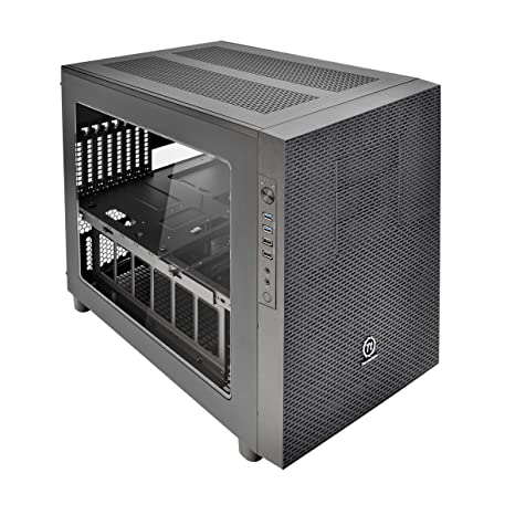 Thermaltake Core X5 - Caja de Ordenador (Cubo, PC, SGCC, ATX,