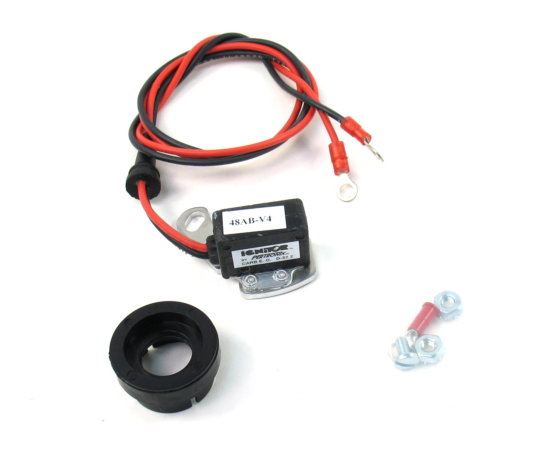 Pertronix 1281 Ignitor For Ford 8 Cylinder Automotive 66 302 Starter Coil Wiring