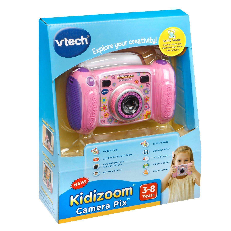 VTech Kidizoom Camera Pix, Pink by VTech (Image #10)