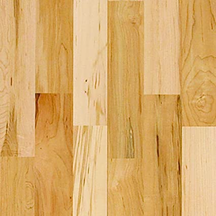 Millstead Vintage Maple Natural 34 In Thick X 4 In Wide X Random