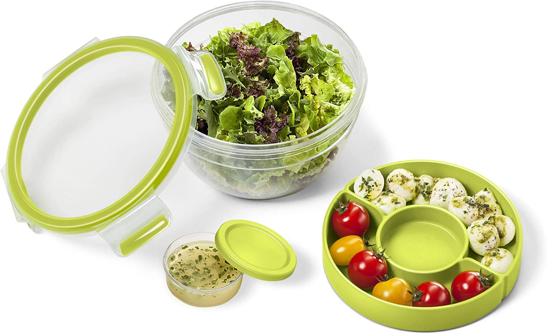 Emsa Salatbox Clip /& Go 1 Liter