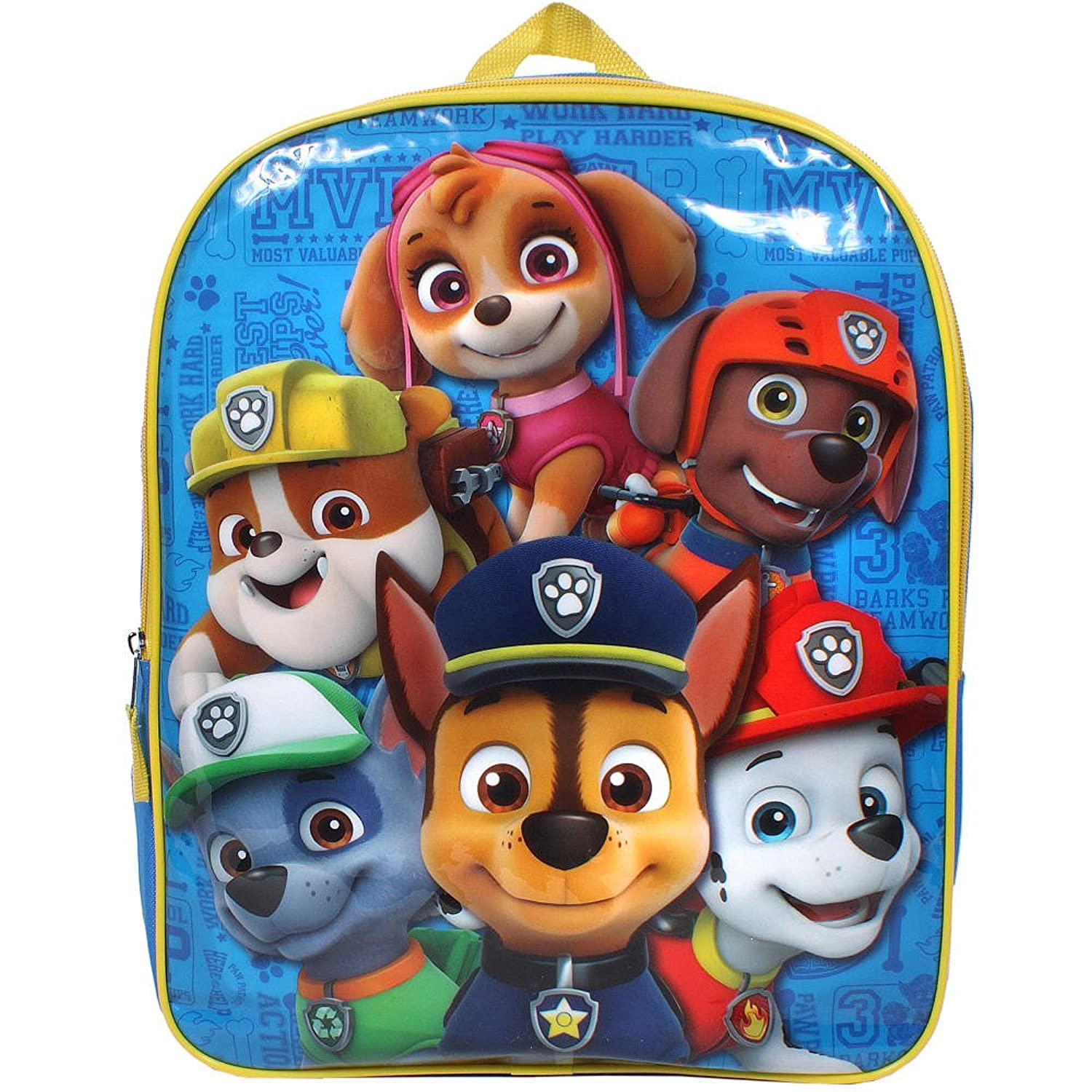 Paw Patrol Here to Help Backpack Accessory Innovations