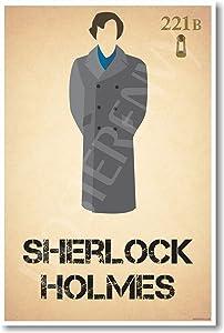 Sherlock Holmes - New Poster