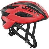 Scott Arx Rennrad Fahrrad Helm schwarz 2018