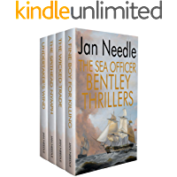 The Sea Officer Bentley Thrillers: A naval fiction box set