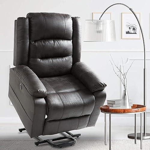 Aoxun Electric Power Lift Recliner Chair