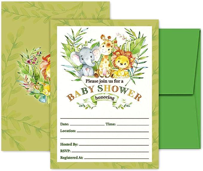 Jungle Birthday Safari Birthday Safari Party Passport Invitation Animal Party Safari Baby Shower Safari Animals Safari Bridal Shower