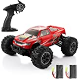HELIFAR RC Trucks 1/16 4WD, RC Cars 2.4G Remote Control Car for Kids Radio Controlled Cars Remote Control Monster Trunk Off-Road Car 36km/h High Speed Racing Vehicle