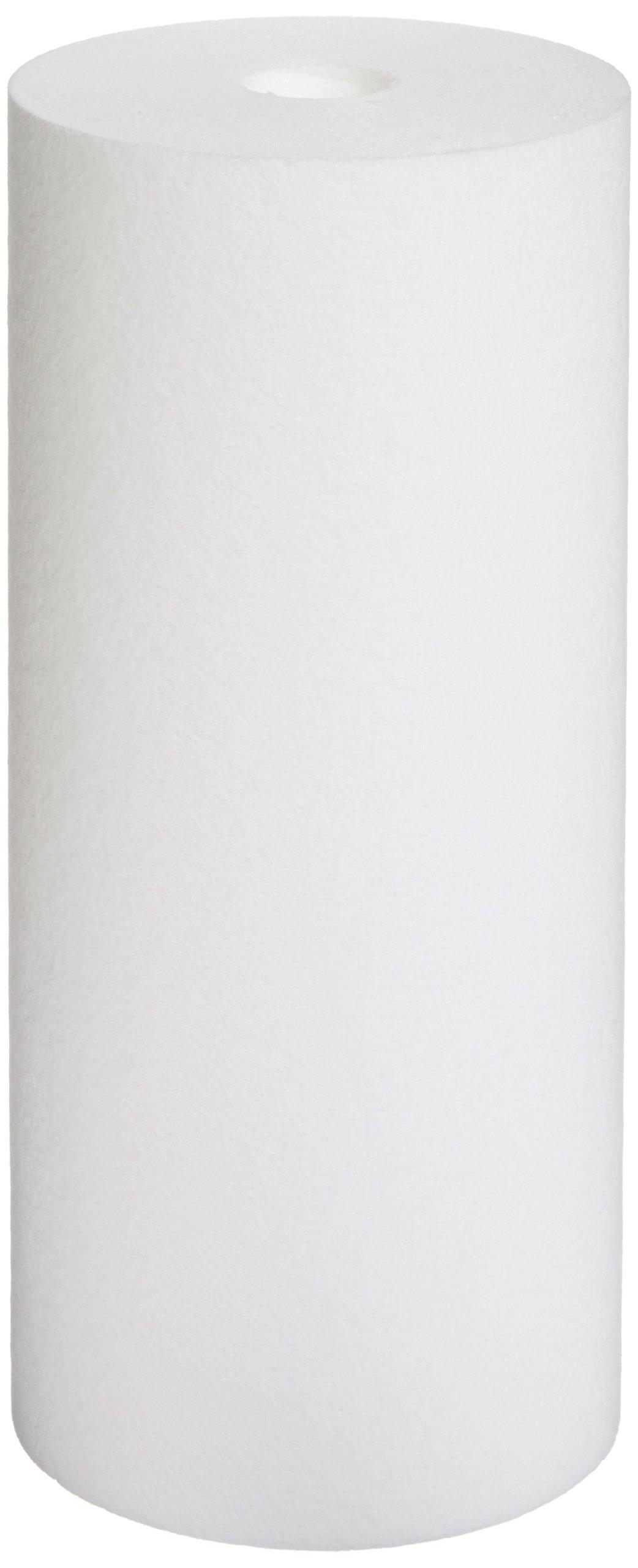 Pentek DGD-2501 Spun Polypropylene Filter Cartridge, 10'' x 4-1/2''