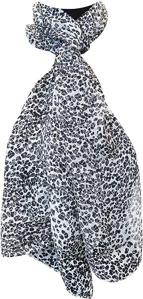 tessago Bufanda de Mujer 100% Seda cm 33x150 Made in Italy 6573