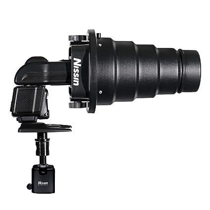 Nissin - Kit de Moldeado de luz para cámara réflex Digital con ...
