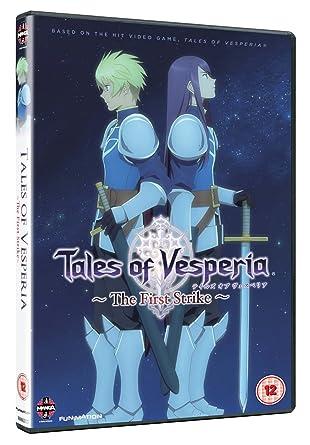 Amazon Com Tales Of Vesperia The First Strike Dvd Movies Tv