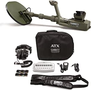 ATX Extreme Garrett Pulse Induction Metal Detector with 11x13 DD Closed searchcoil