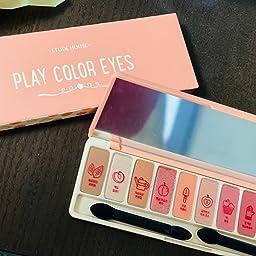 Amazon Etude House Play Color Eyes Peach Farm エチュードハウス プレイカラーアイズピーチファーム 並行輸入品 エチュードハウス Etude House アイシャドウ 通販