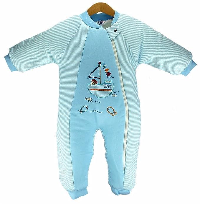 MIS - Saco de dormir - para bebé turquesa 15-24 Meses: Amazon.es: Ropa y accesorios
