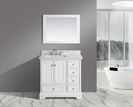 UrbanFurnishing.net   Jocelyn 36 Inch (36u0026quot;) Bathroom Sink Vanity Set
