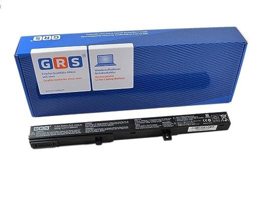 5 opinioni per GRS Batteria per notebook Asus X551C, X551CA, X551, X451CA, X451, X451C